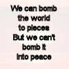 aerdran: (Bomb the World)