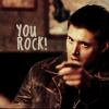 """cowboyguy: (""""you rock!"""" sez dean)"""
