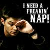 cowboyguy: (dean needs a nap)
