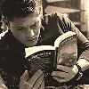 cowboyguy: (dean reading)