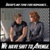 ravenclaw_snark: (Avengers, romance, Hawkeye, Black Widow)