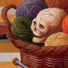 spookygrrrly: (knit skull)