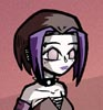 m_cobweb: (goth girl)