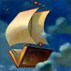 m_cobweb: (book ship)