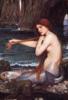 m_cobweb: (waterhouse mermaid)