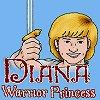 ffutures: Cover for Diana: Warrior Princess rpg (Diana, diana)