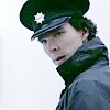 marysutherland: (Sherlock in uniform)