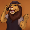 lionkingcmsl: (LK on Phone)