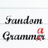 fandom_grammar: (Fandom Gramm<s>e</s>ar Icon) (Default)
