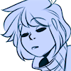 determinedest: (* Hmm? Where'd your friend go?)