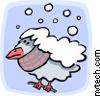 jennlk: (snow bird)