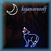 kyanoswolf: (howling at the moon)