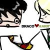 capitu: (Harry/Draco heart)