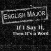 neshomeh: (English major)