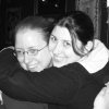 bizarre: (Jess/Mer - (B&W) Feb 2006)