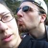 bizarre: (Ian/Mer Ear Kisses park 10.15.06)