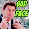 "bizarre: (Bones - Booth ""SAD FACE"")"