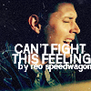 meus_venator: (Dean Cant Fight This Feelin)