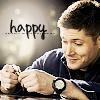meus_venator: (Dean Happy!)