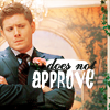 meus_venator: (Dean Does NOT approve)