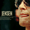 meus_venator: (Jensen lip lick)