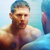 meus_venator: (Dean reflection in mirror)