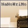 bdwilson: (NaNoWriMo 2006)