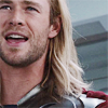 desertport: Thor (thor is happy)