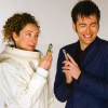 misbegotten: Doctor Who's River Song and Ten (DW River Song and Ten)