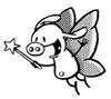 fatesfolly: (flying pig)