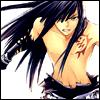 nagaina: Kanda, all down with his badass self. (Bitch I'll cut you)