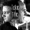 spikedluv: (avengers: clint&coulson - take the shot)