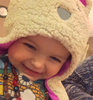 dreamshark: Lena almost 2 in cute hat (Lena)