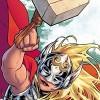 veleda_k: Jane Foster in her Thor guise (Comics: Jane!Thor)