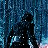 splinteredstar: sad ren in the snow (starkiller)