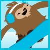 mackenzie: (Quatchi - Snowboard)
