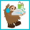 mackenzie: (Quatchi - Shopping)