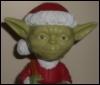 pastmagic: (Santa yoda)