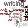 ysilme: Worlde about writing (Writer's Block)