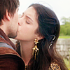 shopfront: Source: Reign. Mary and Sebastian kissing (Reign - [M/S] the devoted choice)