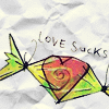 autumnsoliloquy90: (love sucks)