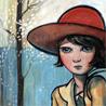 branwyn: (Odette red hat)