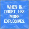lady_flamewing: (explosives)