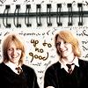 nodivision: ([Harry Potter] Twins)
