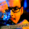 bluejeans07: (Doctor Who- (mad) Genius at Work)