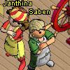 dr4b: (puzzle pirates 17 - saben and jan)