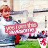 anonymoose_au: (Arthur- Awesome)