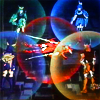 turlough: all the Troopers in armour bubbles ((yst) samurai troopers)