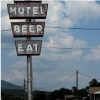 fannishliss: old motel sign says motel beer eat (Default)