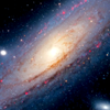 sol_sys: the Andromeda galaxy. (sys)